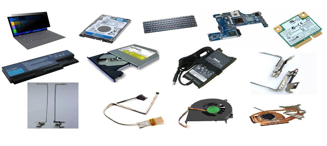 Laptop Spare Parts avgn infotech