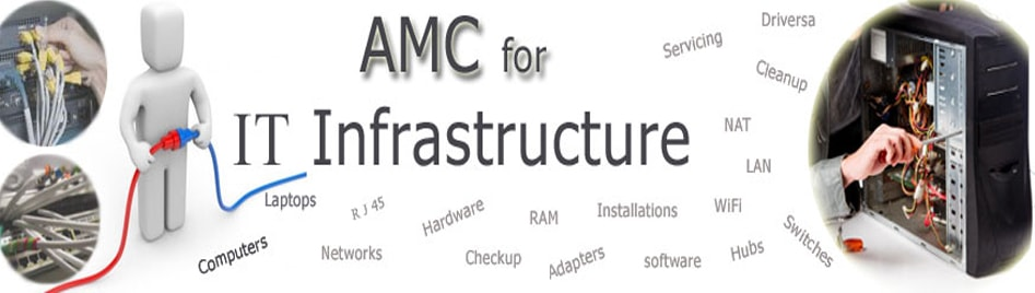 amc for it infrasturctue